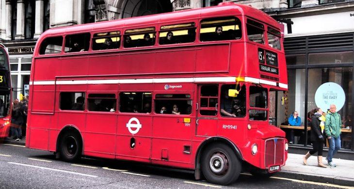 Bus Londra