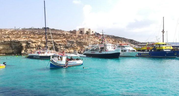 Comino a Malta