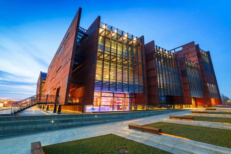 Museo di Solidarnosc - Danzica