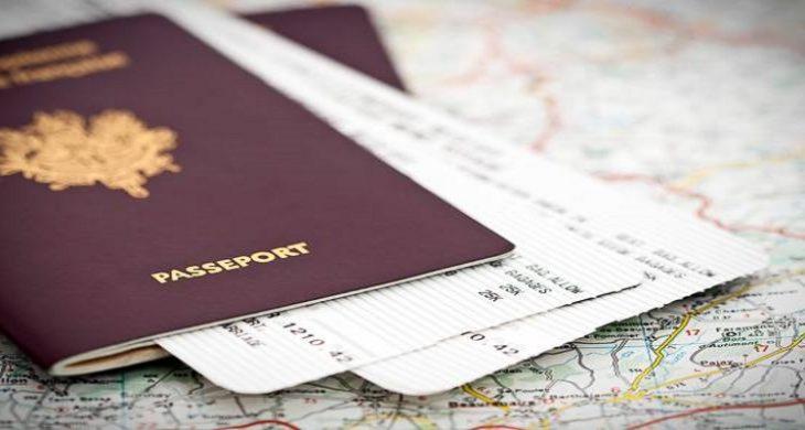 passaporto londra