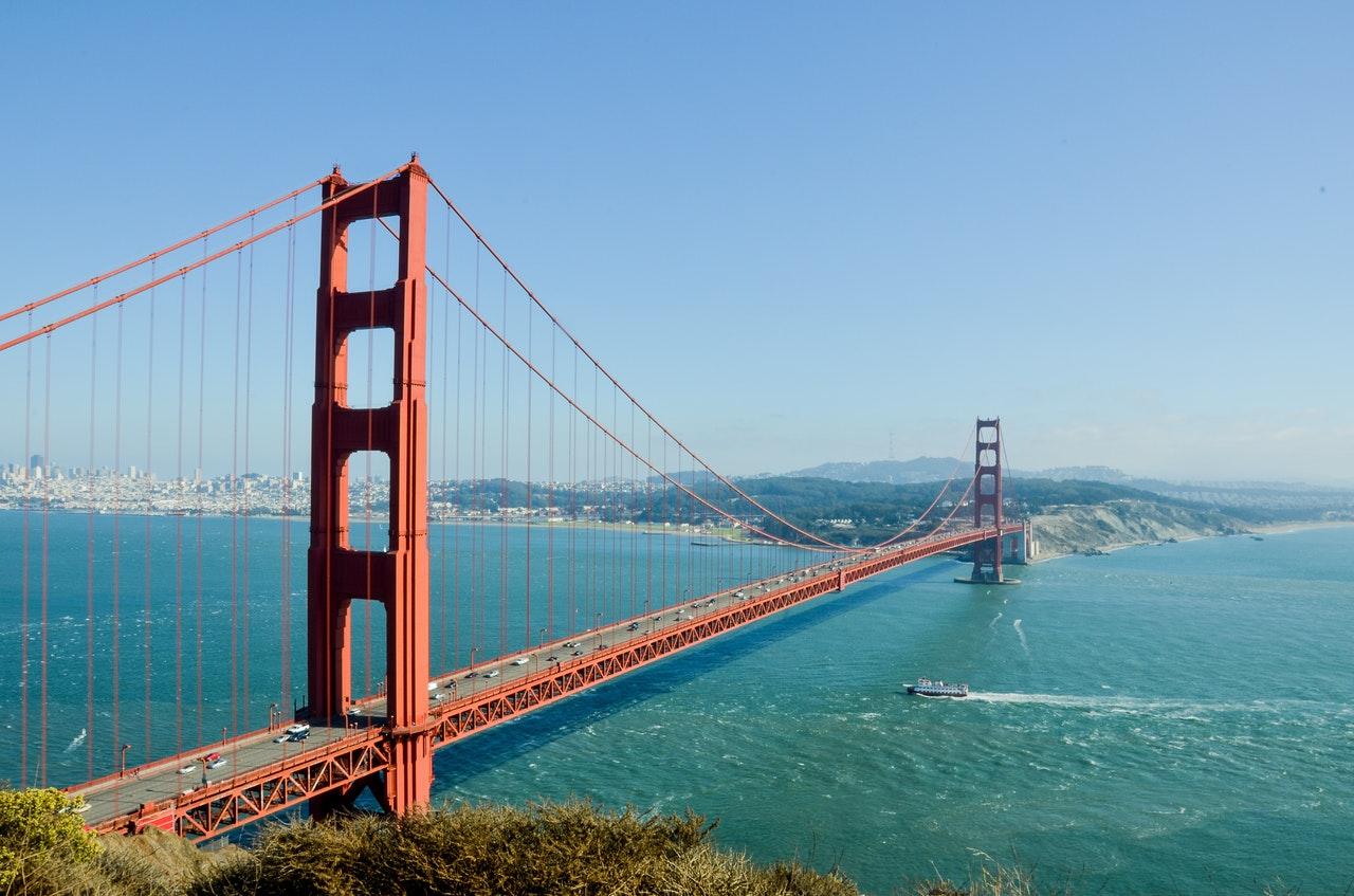 Los Angeles > San Francisco