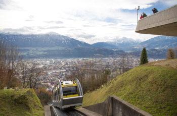 Treno per Innsbruck