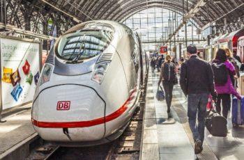 viaggiare in treno europa
